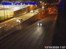 Salida Tunel 3 de Mayo