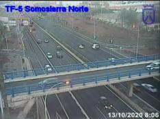 Autoroute TF5 – Somosierra