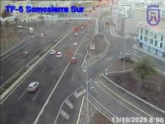 Autoroute du nord TF5 / Somosierra Sur
