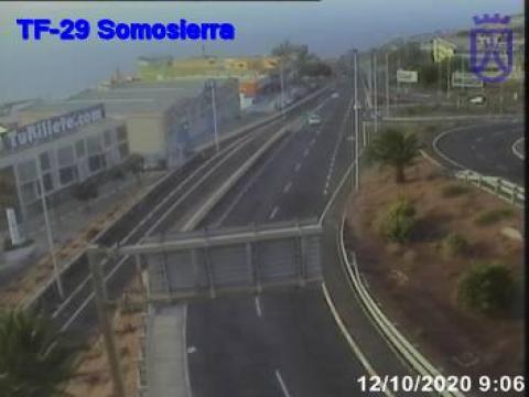 Autovia del Norte TF5 por Somosierra