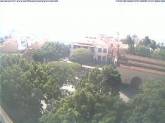 Arona city-centre