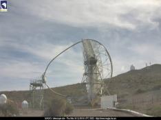 Télescope Magic – La Palma
