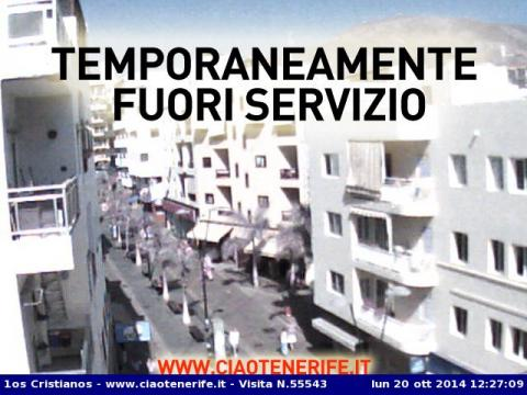 Los Cristianos Street – Calle General Franco