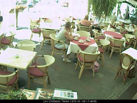 Restaurant Cabanas in Los Cristianos