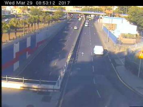 Traffic cam in Santa Cruz de Tenerife (4)
