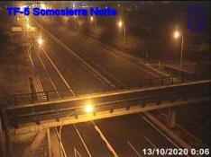 Highway TF5 – Somosierra