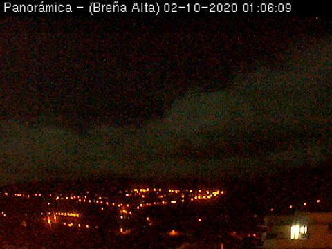 Vista panorámica desde Breña Alta – La Palma