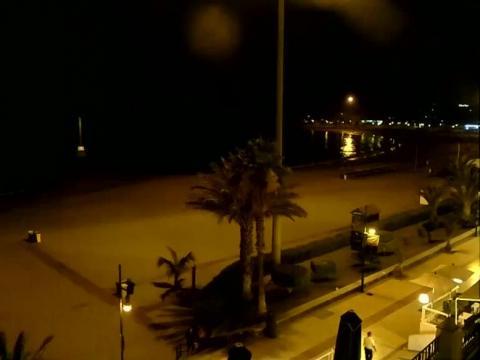 Playa de Las Vistas à Los Cristianos