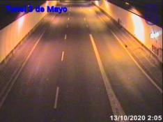 Intérieur du Tunnel 3 de Mayo