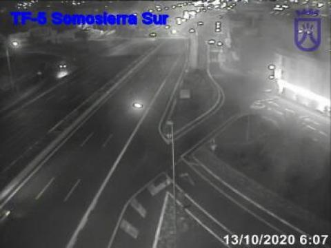 Motorway TF5 – Somosierra Sur