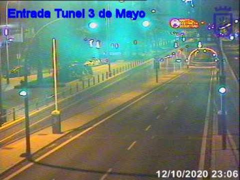 Tunnel Avenida 3 de Mayo