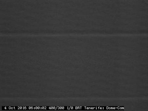 Dedans la coupole – Observatoire du Teide