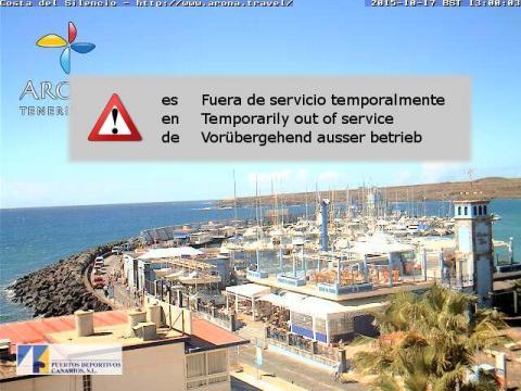 Puerto de Las Galletas