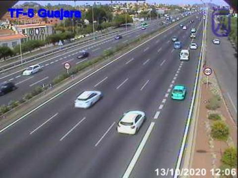 Motorway TF5 – Guajara
