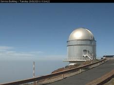 Telescopio Nordic (IAC) – La Palma
