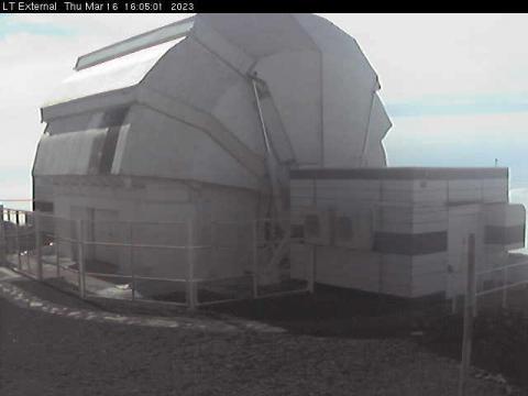 La Palma – Liverpool Telescope