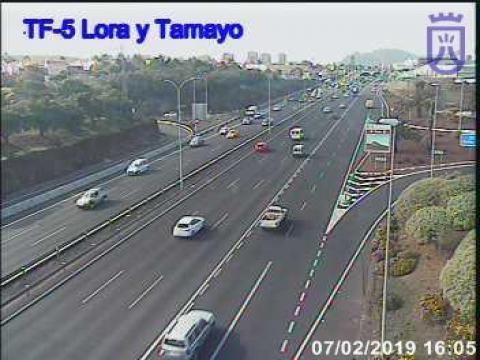 Autopista TF5 – Lora Tamayo