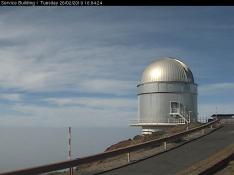 Télescope Nordic (IAC) – La Palma