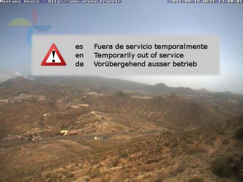 Montagne de Guaza