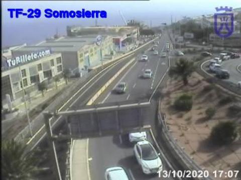 Motorway TF5 – Somosierra