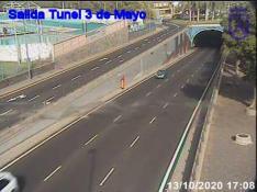 Exit Tunnel 3 de Mayo