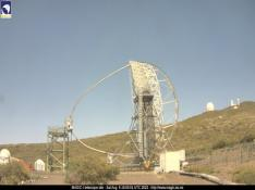 La Palma – Magic Telescope