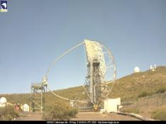 Telescopio Magic – La Palma