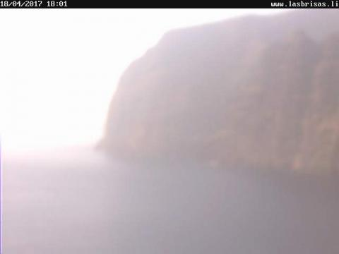 Los Gigantes cliff