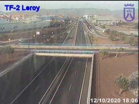 Motorway TF2 – Alcampo La Laguna