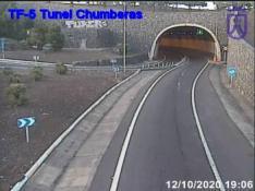 Tunnel access TF5 – TF2