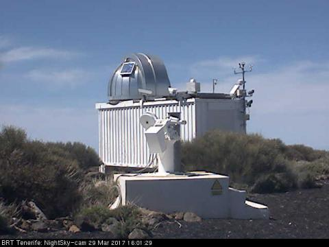 ESA Observatory – Night Sky Building
