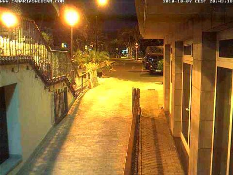 Los Cristianos hotel parking