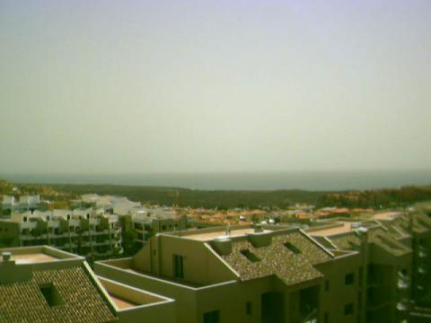 Palm-Mar view
