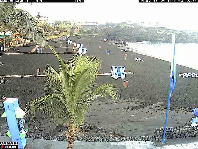 Playa de la Arena (Puerto Santiago)