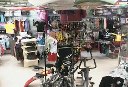 7b618e95ba62 Sport shop in Puerto de la Cruz - Tenerife Webcams