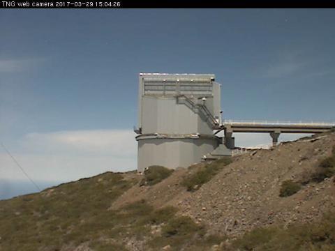 Telescopi Nazionale Galileo